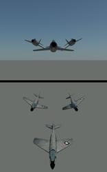 Airplane Mc Donnel