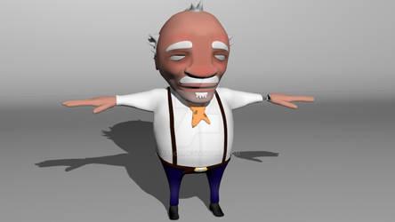 Professor WIP