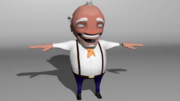 Professor WIP 2