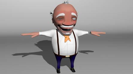 Professor WIP 3