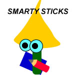 Logo: Smarty Stick by pyra-akaidra