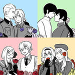 APH- OTPs and Flowers