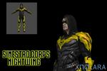Sinestro Corps Nightwing (Ringless)
