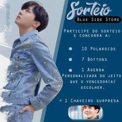 Banner Sorteio @BlueSideStr