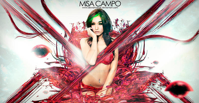 Tribute to MISA CAMPO by dewamabok