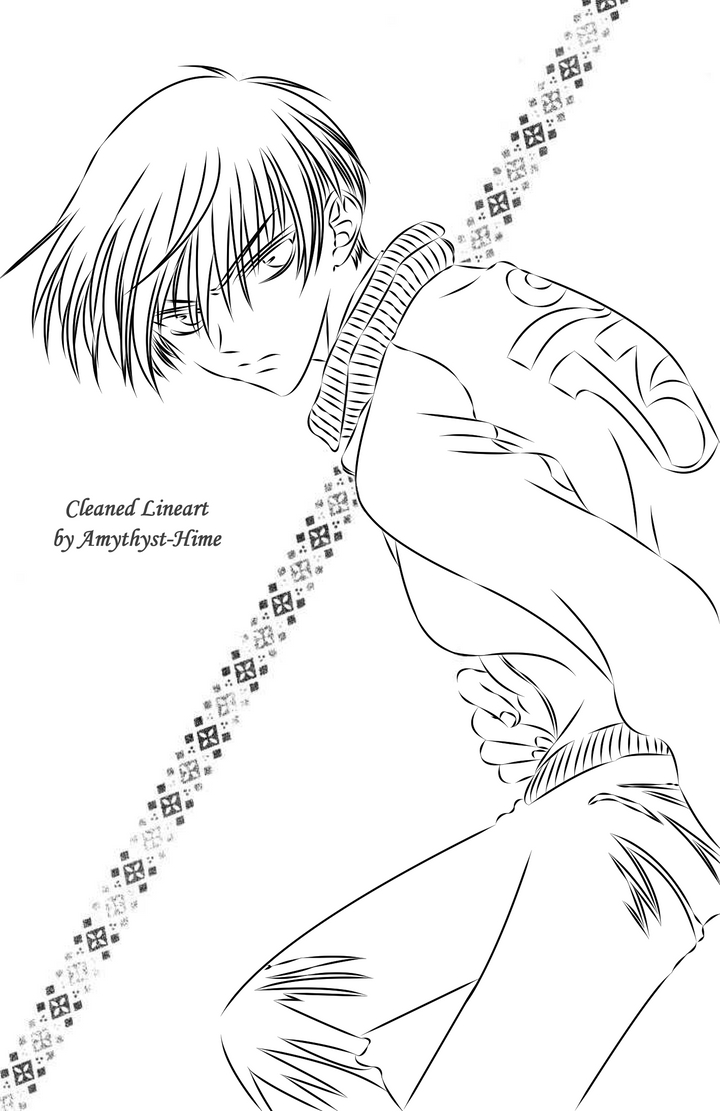 kyo coloring pages - photo#43