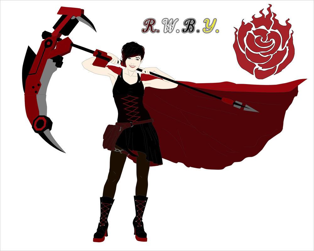Ruby Rose - Grown up by Kellpl