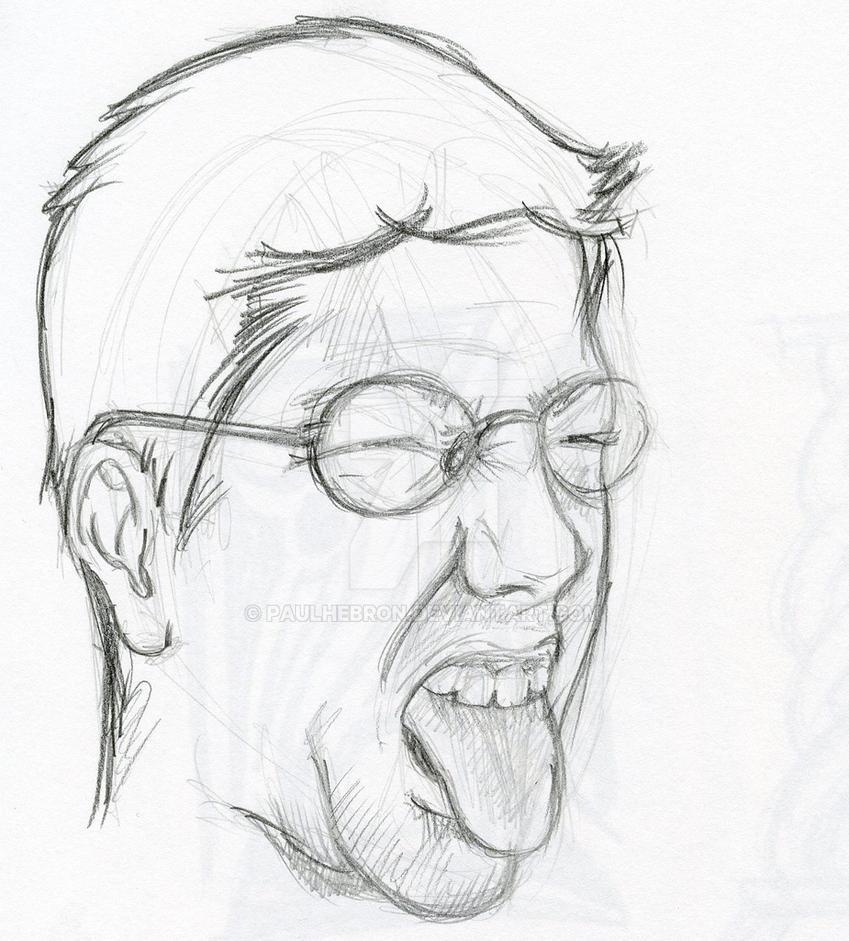 Facial Drawings 60
