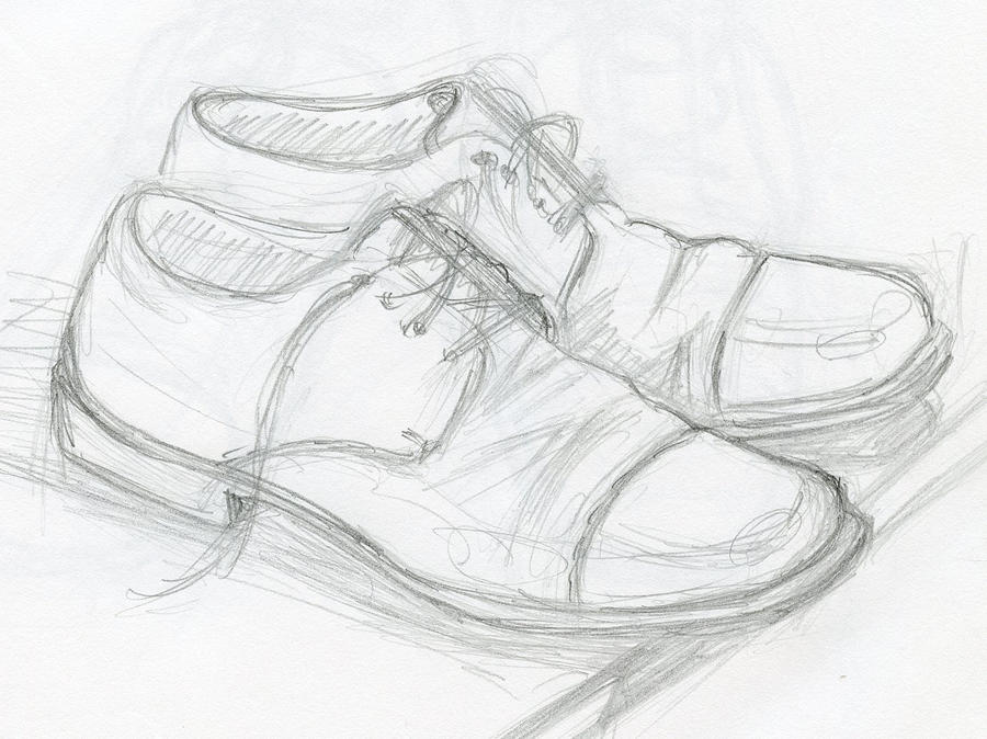 Pencil sketch still life by phebron