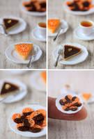 Orange and Chocolate by Almadejonge