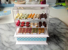 1:12 scale French Pastries by Almadejonge