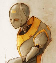 The Robot King : Prototype III by MechanicalRaven