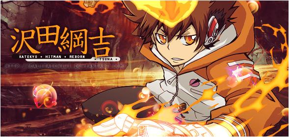 Tsunayoshi Sawada - Edition by Calitaichiji