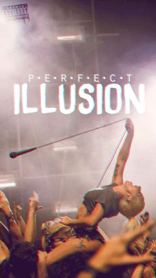 Perfect Illusion - Lady Gaga (iPhone 6) by Calitaichiji
