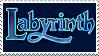 Labyrinth Stamp 2 by TwilightProwler
