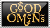 Good Omens Stamp 2 by TwilightProwler
