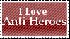 Love Anti Heroes - Red Stamp by TwilightProwler