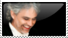 Andrea Bocelli Stamp by TwilightProwler