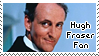 Hugh Fraser Stamp by TwilightProwler