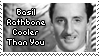 Basil Rathbone Stamp by TwilightProwler