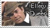 Ellery Queen Stamp by TwilightProwler