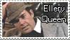 Ellery Queen Stamp by TwilightProwler