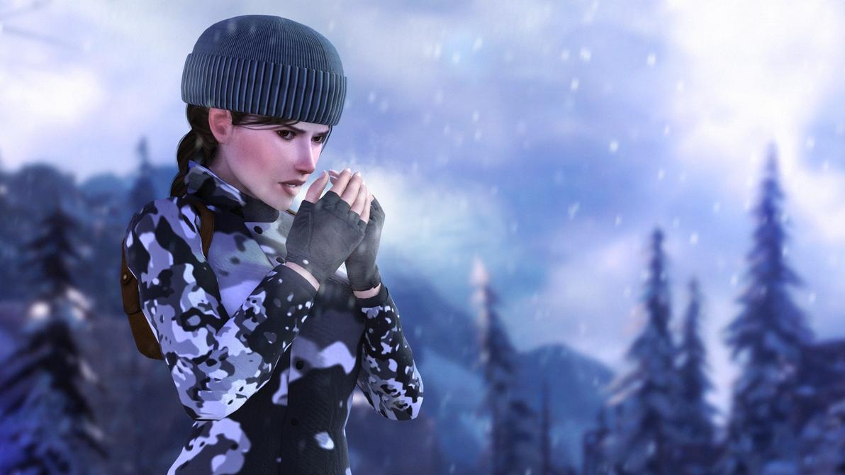 Russian Winter by Shyngyskhan