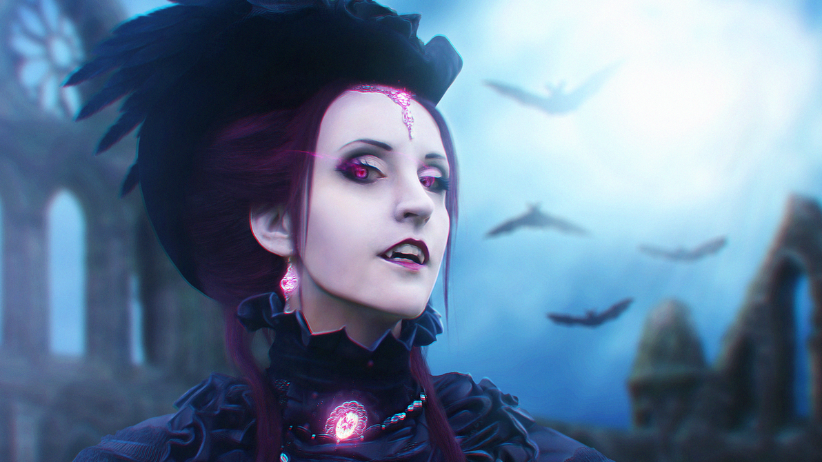 Vampire Woman by Shyngyskhan
