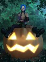Jinx Halloween