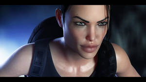 Angelina Jolie as Lara Croft #1