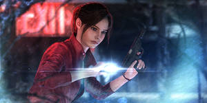 Claire Redfield | Raccoon City Mysteries