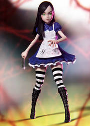 Alice New Look | Blood Ties