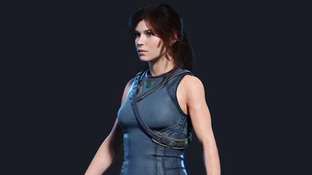 Lara Croft Tactical Adventurer Test