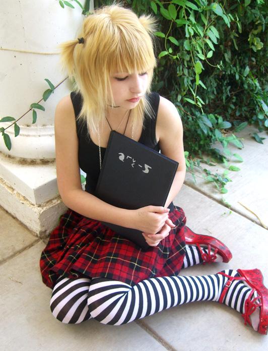 [Imagen] cosplay variados Misa_Cosplay_by_jamiexchan