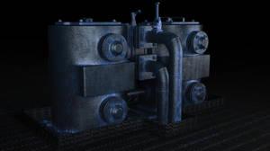 Double Oil Filtering Unit