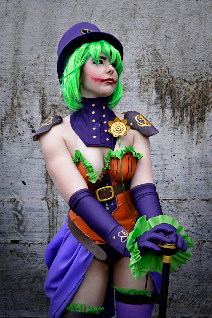 Duela Dent by MayoInvasion
