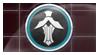 Stamp: Cardfight!! Vanguard - Royal Paladin clan by Kitedge