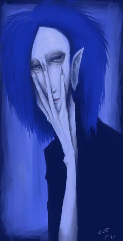 Blue by ZtheDoomyPirate