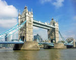 Tower Bridge in London by ctyguidelondon