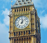 Big Ben at the Houses of Parliament, London by ctyguidelondon