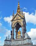 Albert Memorial in Kensington Gardens, London by ctyguidelondon