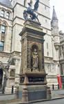 Temple Bar monument in Fleet Street, London by ctyguidelondon