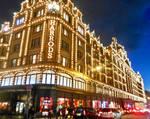 Harrods luxury department store in London by ctyguidelondon