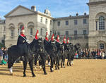 Changing the Guard ceremony at Horse Guards by ctyguidelondon