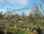 The Snowdon Aviary at London Zoo by ctyguidelondon