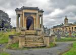 Brompton Cemetery in London by ctyguidelondon