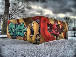 Grafitti by MajorDisaster