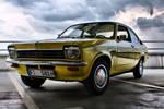 Oldtimer Opel Kadett - HDR - 3