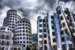 Frank Gehry Building - 1