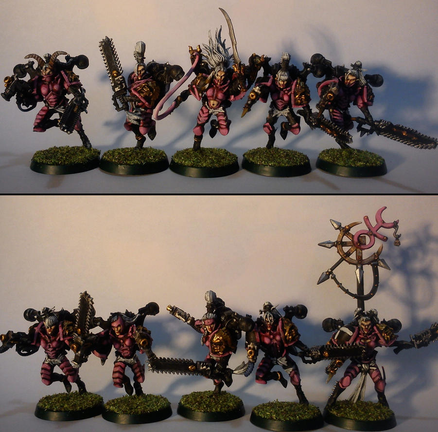 Emperor's Children 63rd Company Noise Marines II by ...